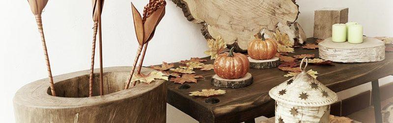 Ideas para decorar la casa en otoño