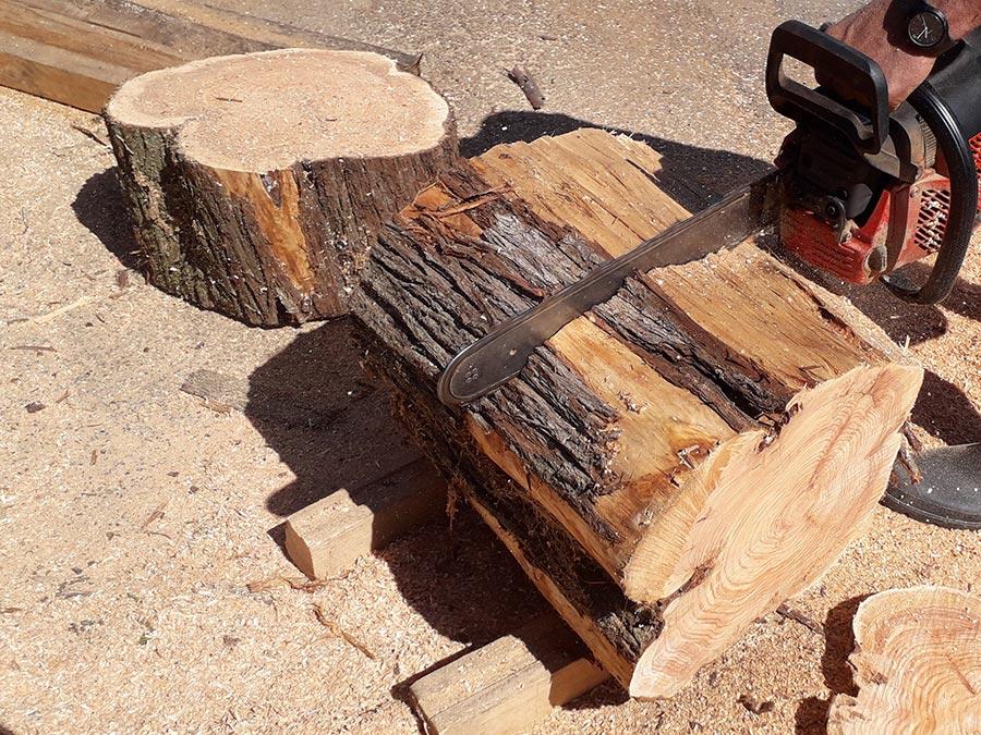 Cómo trabajamos la madera en el taller de Decotronco